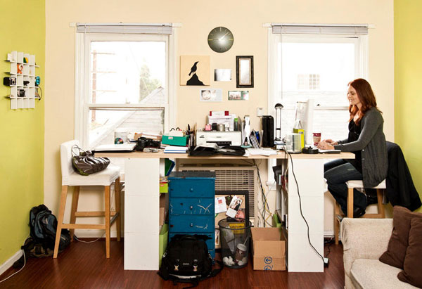 The Home Office May Sound Great With All Of Its Perceived Advantages, But  Reality Will Soon Set In When Motivation Levels Drop,