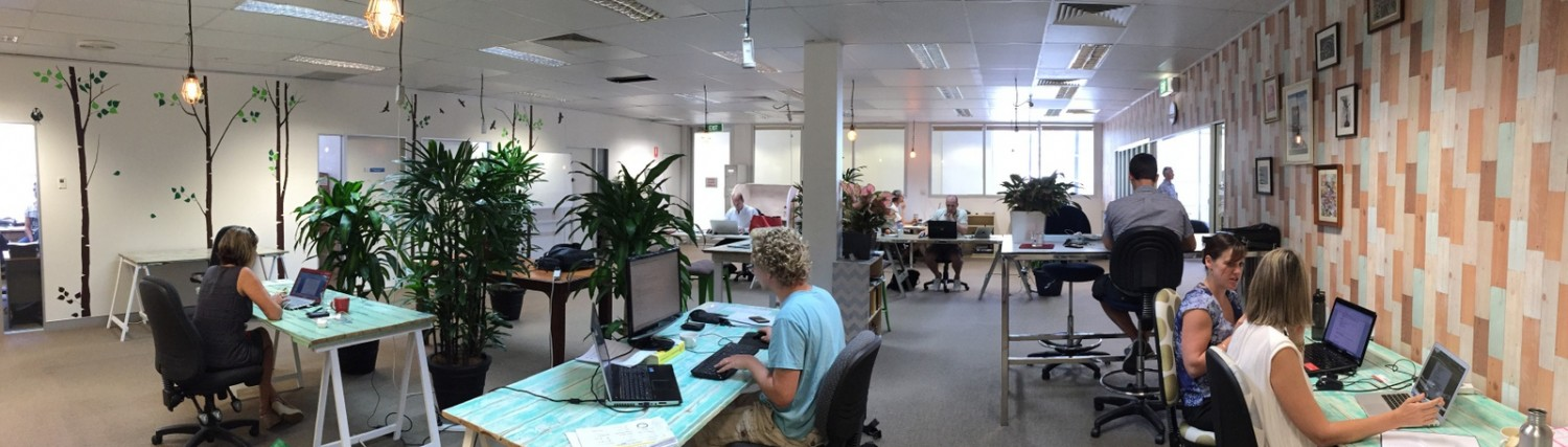 COWORKING, SERVICED OFFICES and MEETING ROOMS