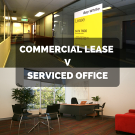 Commercial Lease v Serviced Office